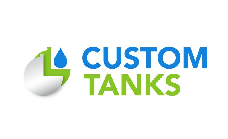 Custom Tanks Logo